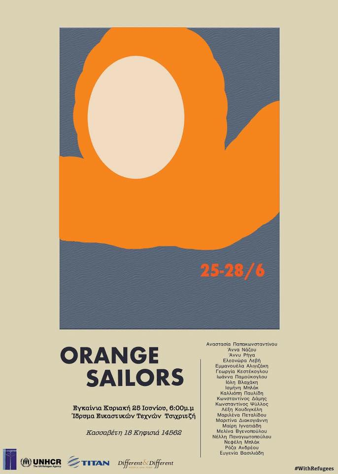 ORANGE SAILORS
